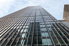 JPMorgan Chase Tower (MikePScott) Tags: architecturalfeatures buildings builtenvironment camera curtainwalling featureslandmarks jpmorganchasetower newyork newyorkcity nikon28300mmf3556 nikond800 parkavenue sky skyscraper usa unitedstatesofamerica