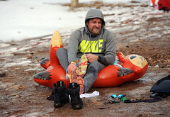 Sloperplunge-SO-012018_2997 (newspaper_guy Mike Orazzi) Tags: sloperplunge plunge campsloper southington 70200mmf28gvr d3 fundraiser winter cold ice icy weather water wet raft beard