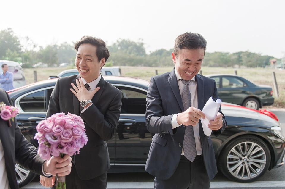 婚攝 高雄林皇宮 婚宴 時尚氣質新娘現身 S & R 045