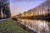 l'escaut (musette thierry) Tags: fleuve belgique hainaut antoing musette thierry d800 nikon reflex reflet lescaut promenade hiver winter