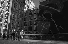 The High Line,  NYC (Postcards from San Francisco) Tags: m6 nyc berggerpancro400 film analog 21mmsem highline