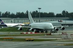 Airbus A380 9V-SKB (egbjdh) Tags: davehaines singapore changi january2018 wsss