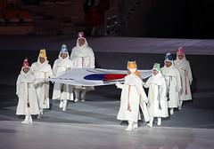 Ceremonia De Inauguracion PyeongChang 2018 33
