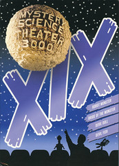 MST3K-Volume-XIX (Count_Strad) Tags: movie cover art coverart drama action horror comedy mystery scifi vhs dvd bluray mst3k mysterysciencetheater3000
