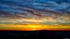 One second... (Le dahu) Tags: sun sunlight sunrise light color colorful colour colourful sky clouds morning winter landscape rural france gers d610 fx 50mm nikon nikkor nature darktable