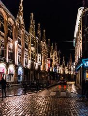Gent night -2- (MAICN) Tags: nacht night vhs building reflection gent cityscape gebäude nightshot dunkel oldtown dark 2018 spiegelung architecture nightshoot nachtaufnahme darksky architektur altstadt