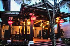 593 - UN RINCÓN DEL HOTEL - HOIAN- VIETNAM - (--MARCO POLO--) Tags: ciuadades exotismo asia nocturnas hoteles curiosidades