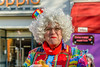 Dutch Carnival 2018 (RuudMorijn-NL) Tags: 2018 brabant breda grotemarkt kielegat noordbrabant binnenstad bril brood broodje buiten carnaval closeup eten feest feestelijk geposeerd gezelligheid gezicht glimlach glimlachend grijze haar hoedje kleurig kleurrijk krullen krullend lachend lang lol lunch onbekend ontspanning oogcontact openlucht persoon plezier portret pose pret pruik rode rood traditie trek uitgedost veelkleurig verkleed viering winter wit zilverkleurig silvercolored grey wig curly woman glasses colorful dressed costumed carnival portrait street outdoors dutch netherlands vrouw zonnig zonnige dag sunny day