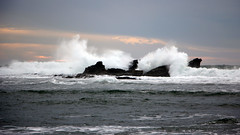 Splash Rock (JB by the Sea) Tags: halfmoonbay sanmateocounty coastside california december2017 princetonbythesea pillarpointharbor princeton pacificocean pacific ocean