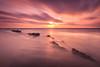 Let Sleeping Dragons Lie (johnkaysleftleg) Tags: hauxley sunrise northumberland northumberlandcoast northeast england northumbria seascape rocks longexposure le clouds tide tidalflow canon760d sigma1020mmf456exdchsm ndhardgrad06 10stopfilter nd3