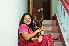 (Benaami) Tags: gsd gsdpuppy german shepherd dog d610 nikon nikond610 nikkor 50mm 50mmf18 50mm18 alsatian pup puppy pet godox flash