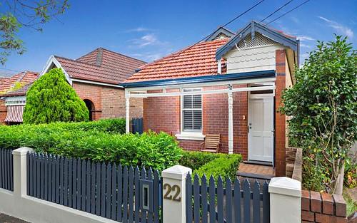 22 Carlisle St, Ashfield NSW 2131