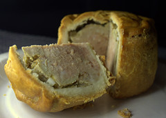 Melton Mowbray Pork Pie (Tony Worrall) Tags: add tag ©2018tonyworrall images photos photograff things uk england food foodie grub eat eaten taste tasty cook cooked iatethis foodporn foodpictures picturesoffood dish dishes menu plate plated made ingrediants nice flavour foodophile x yummy make tasted meal nutritional freshtaste foodstuff cuisine nourishment nutriments provisions ration refreshment store sustenance fare foodstuffs meals snacks bites chow cookery diet eatable fodder melton mowbray pork pie meat