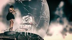 Shatter Me (Karisima Stein) Tags: secondlife globe avatar