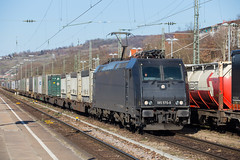 Black TRAXX (daveymills37886) Tags: mrce dispolok baureihe cargo traxx 185 570 weil am rhein sbb international sbbc