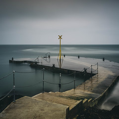 Tidal (raymond_carruthers) Tags: northberwick tide scotland eastlothian pier water seascape jetty longexposure steps