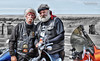 Aug 10 2016 - My brothers Kirk and at Little Bighorn Battlefield National Monument (La_Z_Photog) Tags: 081116us212tocrowagencybeartooth lazy photog elliott photography montana motorcycle riding crow agency alzada battle little big horn