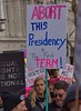 Abort This Presidency (swong95765) Tags: sign trump protest people street politics anger emotions