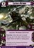 Apoka Overrun Liatha Retinue (Conquest Cards DB) Tags: apoka overrun dark eldar liatha army assassin warrior creature