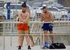 DSCN1542 (danimaniacs) Tags: sydney austrlia bondibeach man guy hot sexy shirtless beard scruff shorts boxer fighter spar