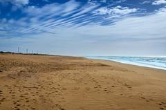 Faro Beach 1339 (_Rjc9666_) Tags: algarve beach coastline colors faro landscape nikond5100 portugal praia praiadefaro sand sea seascape sky tamrom2470f28 tourismo travel turismo water tourism ©ruijorge9666 2035 1339