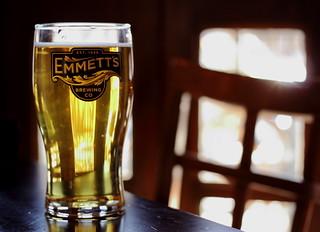 Emmett's, Munich Light Lager. 4 (EOS)