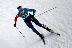 Ski de fond - Skiathlon femmes (France Olympique) Tags: 2018 coree country cross crosscountry fond games jeux jeuxolympiques jo korea ladies olympic olympicgames olympics olympiques pyeongchang ski skiathlon skiing south sport sud winter women coréedusud