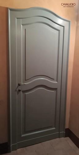 Foto porte interne in legno massiccio - Telaio porta interna ...