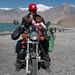 Baisha: baby and bike