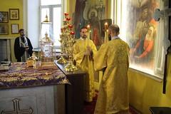 Богослужение Прощеного воскресенья и отдания праздника Сретения Господня