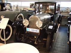 AUSTRO DAIMLER ADM 10/45 HP - 1924 (John Steam) Tags: automobil limousine austro daimler adm 1045 hp 1924 ferdinand porsche erlebniswelt fahrtraum mattsee salzburg austria 2018