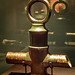 Finely crafted bronze hydraulic valve recovered beneath the streets of Pompeii Roman 1st century CE