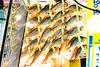Salted fish (Kai-Ming :-))) Tags: salted fish market seoul korea light mesh string strung