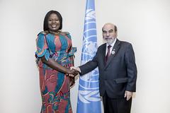 24912_0169 (FAO News) Tags: arc africa regionalconference sudan bilateralmeetings highlevelvisits fao directorgeneral khartoum