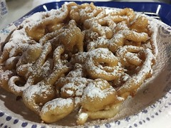 "Funnel Cakes • <a style=""font-size:0.8em;"" href=""http://www.flickr.com/photos/85572005@N00/26568831108/"" target=""_blank"">View on Flickr</a>"