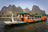 Guilin Ferry (mlhell) Tags: china ferry guilin karstmountains landscape lijangriver mountains nature river rural xingping