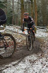 DSC_0124 (sdwilliams) Tags: cycling cyclocross cx misterton lutterworth leicestershire snow