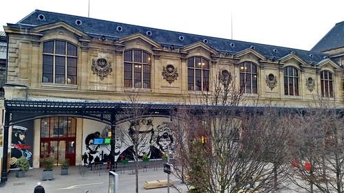 71 Paris Janvier 2018 - Gare d'Austerlitz