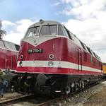Diesellokomotive 118 770-7 ex Deutsche Reichsbahn thumbnail