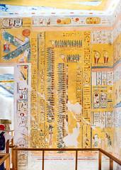Tomb of Ramesses IV (kairoinfo4u) Tags: egypt tomboframessesiv thebes luxor valleyofthekings tomboframsesiv égypte egitto egipto ägypten talderkönige luxorwestbank unescoworldheritagesites ancientthebes