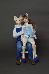 DSC01412 (vulpesAnch) Tags: bjd dollhouse dollminiature bjddoll bjdminiuture artistdoll artbjddoll artdoll catdoll catbjd ooak resindoll resinbjddoll resinbjd
