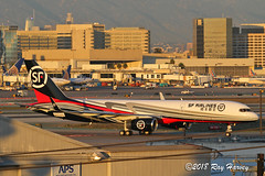 SF Airlines Boeing 757-223 N673AN (320-ROC) Tags: sfairlines n673an boeing757 boeing757200 boeing757223 boeing 757 757200 757223 b752 klax lax losangelesinternationalairport losangelesairport losangeles imperialhill