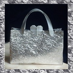 Gift bag for Valentine (katrins18) Tags: gift bag valentine heart