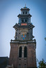 Clock Tower of the Westerkerk (CeeKay's Pix) Tags: koay church grachtengorde western trip renaissance westerkerk europe amsterdam ck