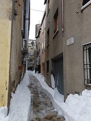 #borghipiubelliditalia#neve#borghi#vicoli (Mastercaio76) Tags: vicoli borghipiubelliditalia neve borghi