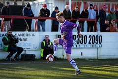 Ashton United vs Altricham FC - February 2018-128 (MichaelRipleyPhotography) Tags: altrincham altrinchamfc altrinchamfootballclub alty ashtonunited ball coyr celebrate celebration community fans football footy goal header hurstcross jdavidsonstadium kick league mosslane npl nonleague northermpremierleague pass pitch referee robins score semiprofessional shot soccer stadium supporters tackle team
