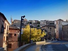 Sunny Morning in Toledo (Jocelyn777) Tags: cities historictowns sunlight architecture toledo spain travel textured