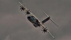 EC-404 (_J @BRX) Tags: riat royalinternationalairtattoo royal international air tattoo airshow show raffairford gloucestershire england uk summer 2017 july av aviation friday14th a400m a400 atlas airbus ec404 prop transporter