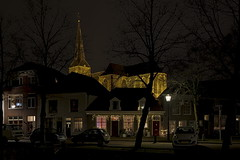 Kampen08 (Henk Melenhorst) Tags: kampen avondfotografie nikon d750 ncn nikonclubnederland nikond750 night nightphotography debovenkerk bovenkerk