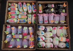 How to make plushie nudibranchs (wildsingapore) Tags: mollusca nudibranchia iyor2018 wildsingapore singapore marine coastal intertidal seashore marinelife nature wildlife